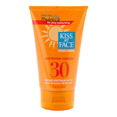 Kiss My Face Oat Protein SPF 18 Sunscreen, , large
