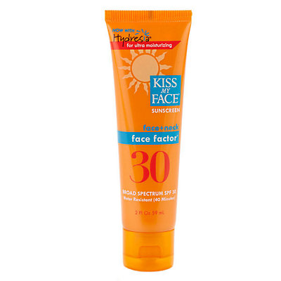 Kiss My Face Factor SPF 30 Sunscreen, , large