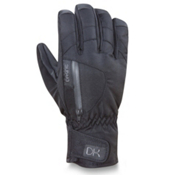 Dakine Sequoia Short Womens Gloves, Black, medium