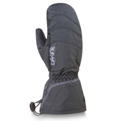 Dakine Tracker Girls Mittens, Black Quilt, medium