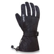 Dakine Omni Womens Ski Womens Gloves, Black Emboss, medium