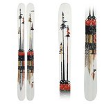Line Sir Francis Bacon Shorty Kids Skis 2013