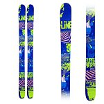 Line Super Hero Kids Skis 2013
