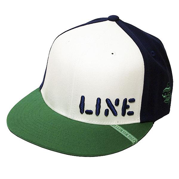Line Elite Flex Fit Cap Mens Hat, , 600
