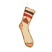 Line TC Sock Air Freshener 2013, Brown, medium