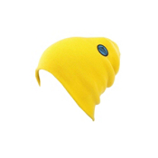 Line TC Smart Beanie Hat, Yellow, medium