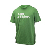 Line Skier Forever T-Shirt, , medium