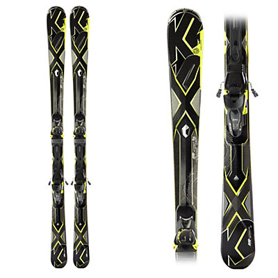 K2 A.M.P. Charger Skis with K2/Marker MX 12.0 Bindings, , large