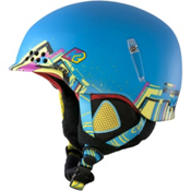 K2 Illusion Kids Helmet 2013, Blue, medium