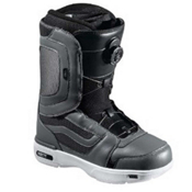 Vans Encore Snowboard Boots, Grey-Black, medium