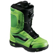 Vans Encore Snowboard Boots, Green-Black, medium