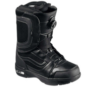 Vans Encore Snowboard Boots, Black-Black, medium