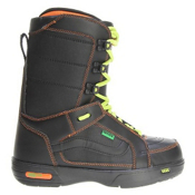 Vans Hi Standard Snowboard Boots, Orange-Celtek, medium