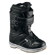 Vans Kira Womens Snowboard Boots, Black-Gum, medium