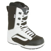 Vans Mantra Snowboard Boots, Black-White, medium