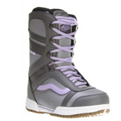 Vans Mantra Womens Snowboard Boots, Grey-Lavender, medium