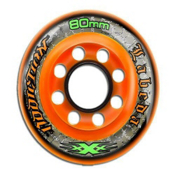 Labeda Addiction XXX Grip Plus Inline Hockey Skate Wheels - 4 Pack, , medium