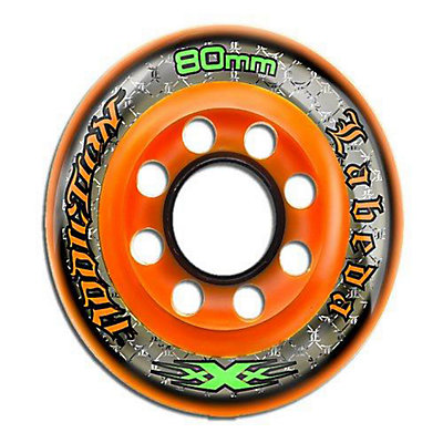 Labeda Addiction XXX Grip Plus Inline Hockey Skate Wheels - 4 Pack, , large