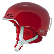 K2 Ally Pro Womens Audio Helmet 2013, Red, medium