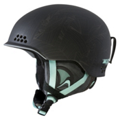 K2 Ally Pro Womens Audio Helmet 2013, Black, medium