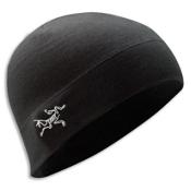 Arc'teryx Rho LTW Hat, Black, medium
