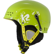 K2 Entity Kids Helmet 2013, Green, medium