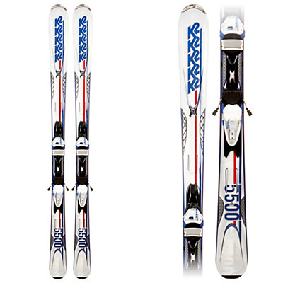 K2 A.M.P. Impact 50th Anniversary Edition 5500 Skis with K2/Marker MX 11.0 TC Bindings, , viewer