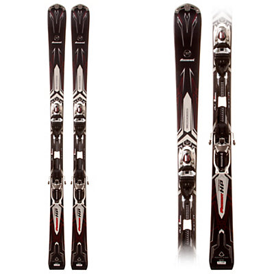 Rossignol Pursuit HP Skis with Axial 2 140 Ti Bindings, , large