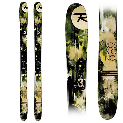 Rossignol S3 Skis, , large