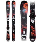 Rossignol Scimitar Jr Kids Skis with Xelium Kid 45 Bindings 2013, , medium