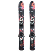 Rossignol Scimitar Jr Kids Skis with Comp Kid 25 L Bindings 2013, , medium