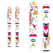 Rossignol Princess Kids Skis with Comp Kid 25 l Bindings 2013, , medium