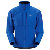 Arc'teryx Gamma MX Soft Shell Ski Jacket, Summit Sky, medium