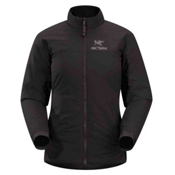 Arc'teryx Atom LT Womens Jacket, Black-Black, medium