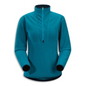 Arc'teryx Delta AR Zip Neck Womens Mid Layer, Calypso, medium