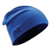 Arc'teryx RHO LTW Womens Hat, Summit Sky, medium