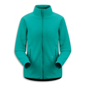 Arc'teryx Strato Womens Jacket, Curacao Blue, medium