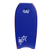 360 Inc. Mondo Body Board, Blue, medium