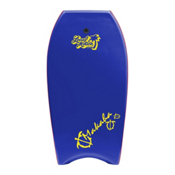 360 Inc. Makaha 39 Body Board, Blue, medium