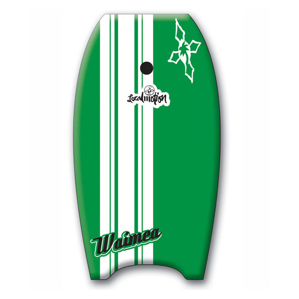 360 Inc. Waimea 39 Body Board 2012