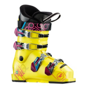 Rossignol TMX 60 Yellow Kids Ski Boots 2013, , medium