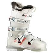 Rossignol Electra Sensor 3 90 Womens Ski Boots, Pure Transparent, medium