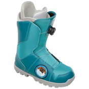 DC Scout Snowboard Boots 2013, Blue, medium