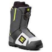 DC Scout Snowboard Boots 2013, Grey-Black, medium