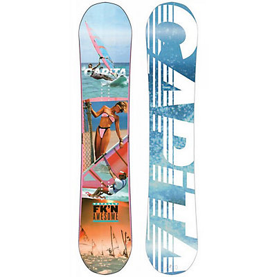 Capita Totally FKN Awesome Snowboard, , large