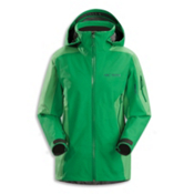 Arc'teryx Stingray Mens Shell Ski Jacket, Green Light, medium