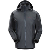 Arc'teryx Stingray Mens Shell Ski Jacket, Nightshade, medium