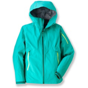 Arc'teryx Sentinel Womens Soft Shell Ski Jacket, Curacao Blue, medium