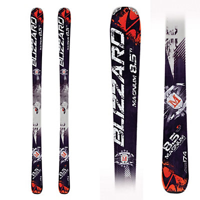Blizzard Magnum 8.5 Ti Skis, , large