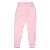Hot Chillys Mid Weight Girls Long Underwear Bottom, Pink, medium